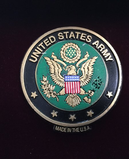 ARMY SEAL MAGNET (medium)