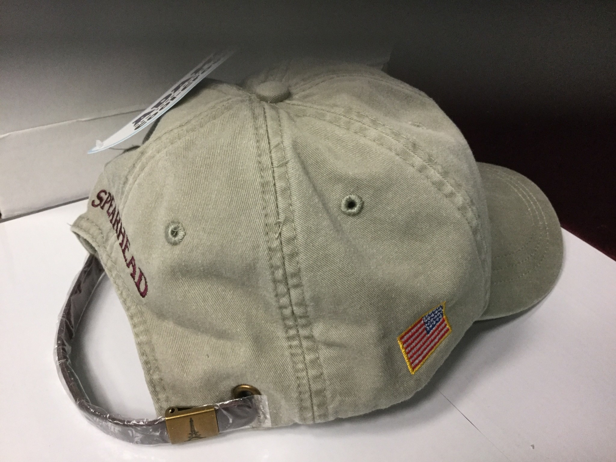 TIDEWATER TEAM SPORTS REGIMENTAL CAP