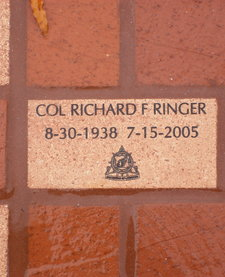 Engraved Personalized Brick 4 x 8