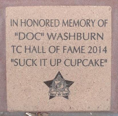 "Polar Engraving ""Mini-Brick Copy"" of the Personalized Memorial ""(8x8) Brick"""
