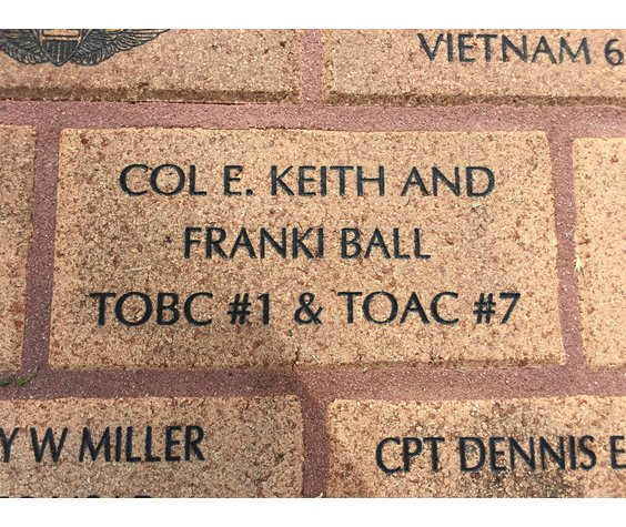 """BRICK MARKERS USA """"Mini-Brick Copy"""" of the Personalized memorial """"(4x8) Brick"""""""