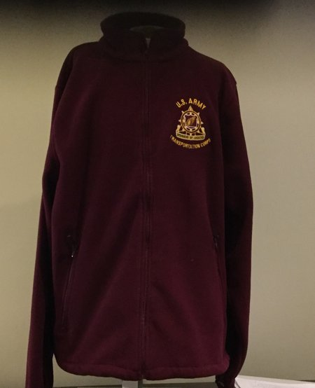 FLEECE, SPEARHEAD, BURGUNDY, XL
