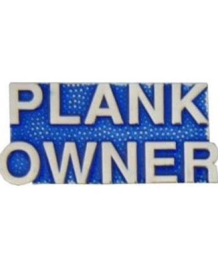 PLANK OWNER