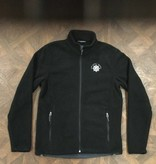 FLEECE, TC, BLACK 2XL