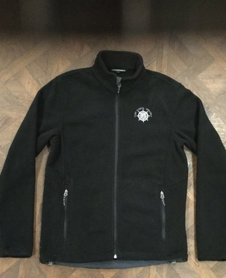 FLEECE, TC, BLACK XL