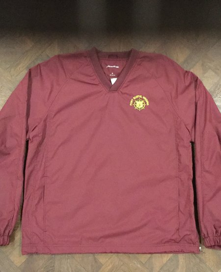 WIND SHIRT V-NECK 2XL