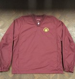 CARDWELL PRINTING WIND SHIRT V-NECK XL