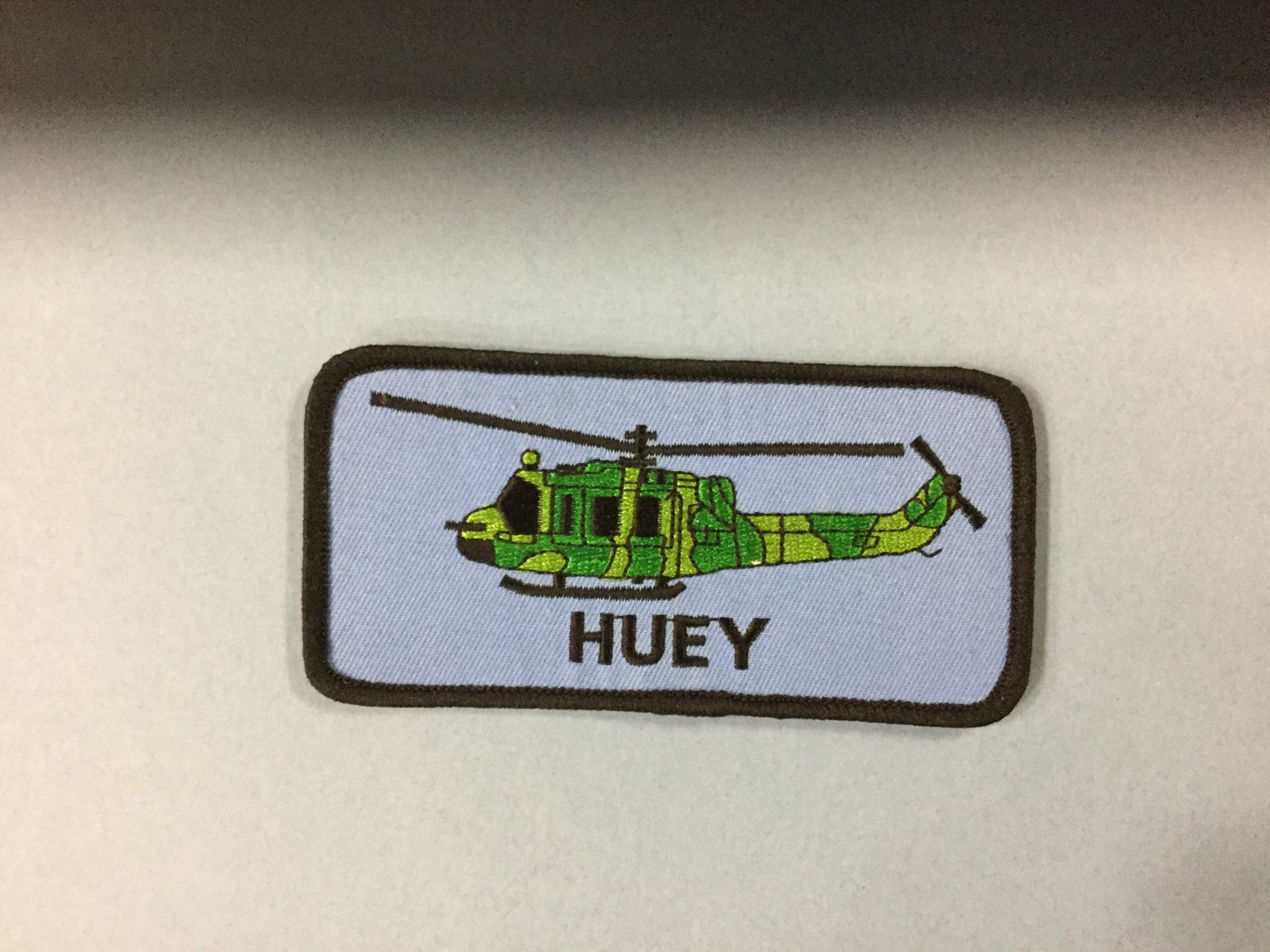 HOOVER'S MFG CO. HUEY