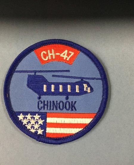 CHINOOK, CH-47