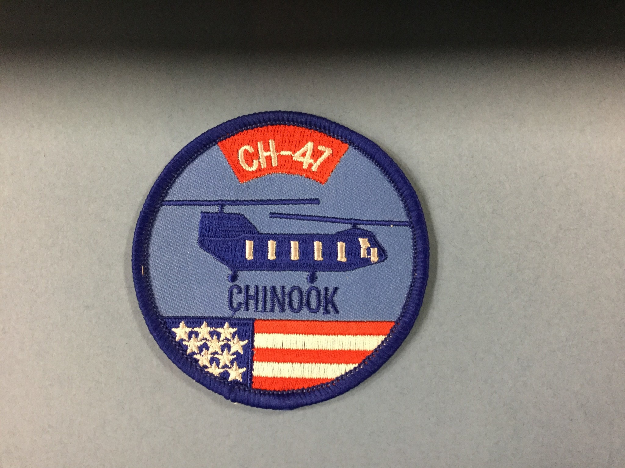 HOOVER'S MFG CO. CHINOOK, CH-47