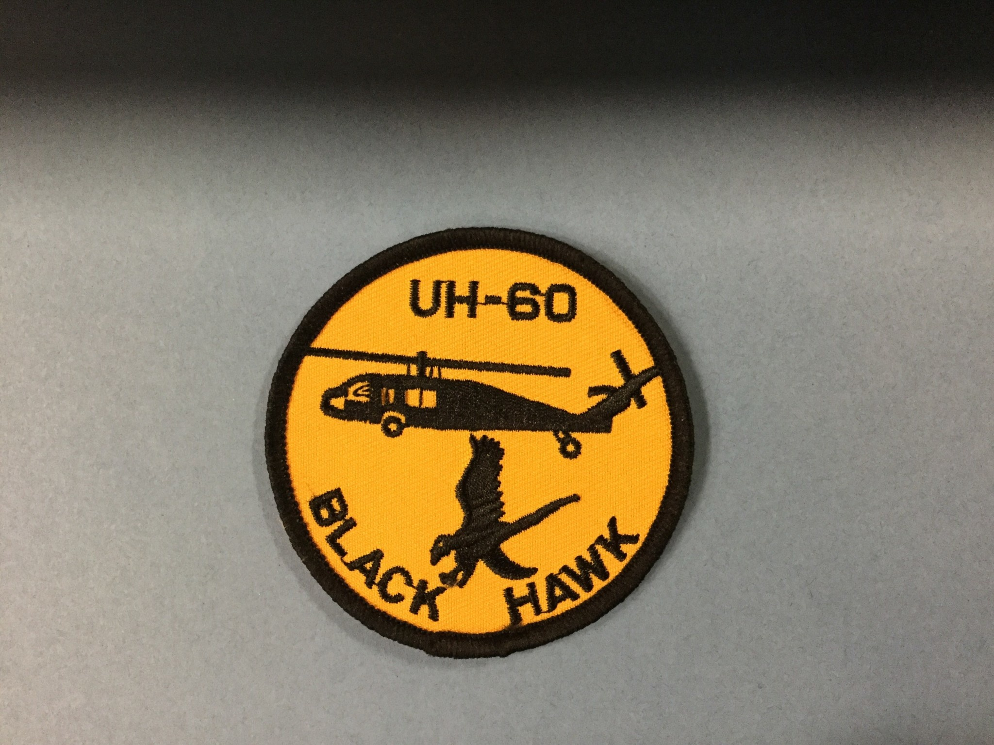 HOOVER'S MFG CO. BLACKHAWK, UH-60