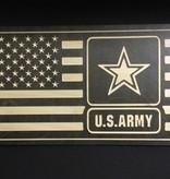 US ARMY W/ STAR