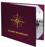Watercraft Operator / Engineer Certificate Padded Presentation Folder
