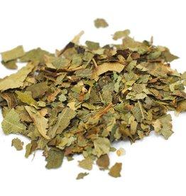Birch Leaf, Organic, bulk/oz