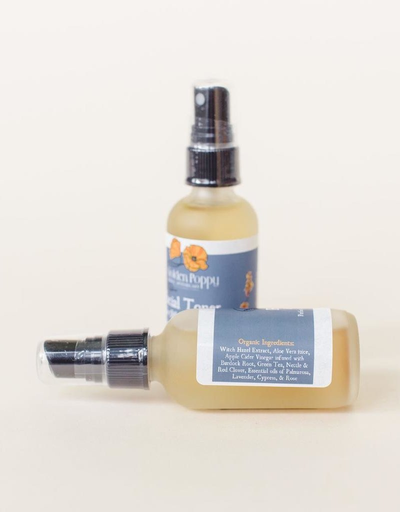 Oily/Acne Skin Facial Toner 2oz