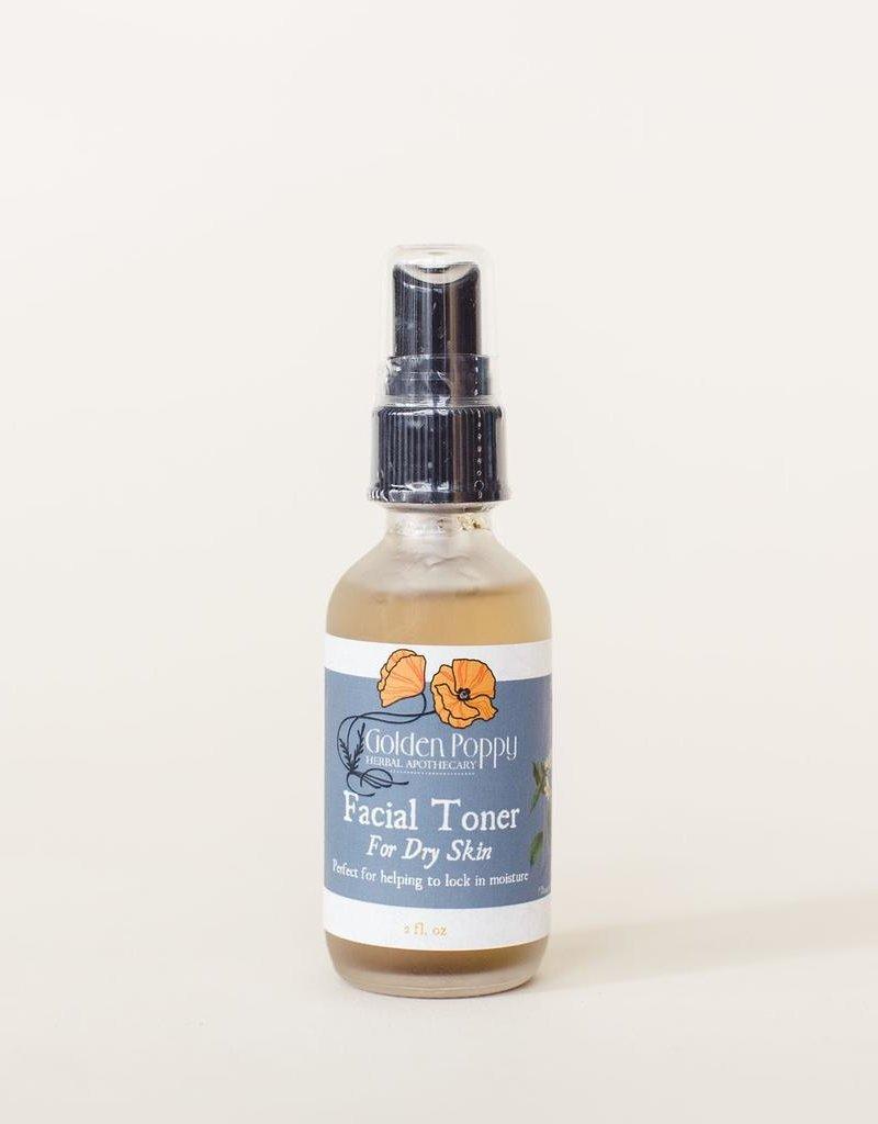 Dry Skin Facial Toner 2oz