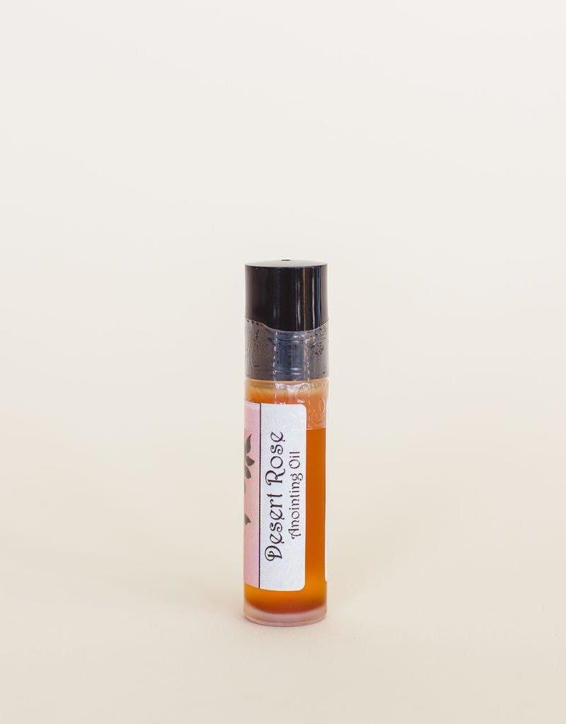 Desert Rose Perfume Roller