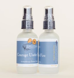 Courage Under Fire Essential Essence Spray