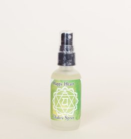 Happy Heart Chakra Spray
