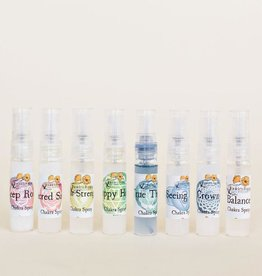 Chakra Spray Set, Sample Size