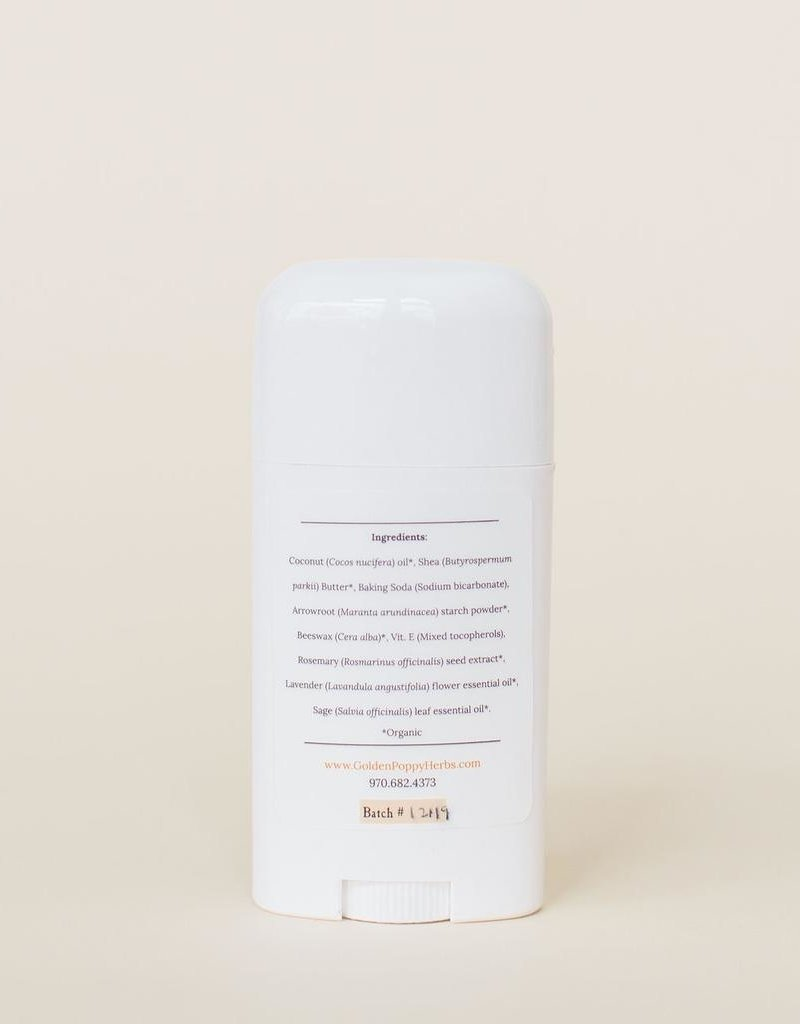 Lavender & Sage Deodorant Large