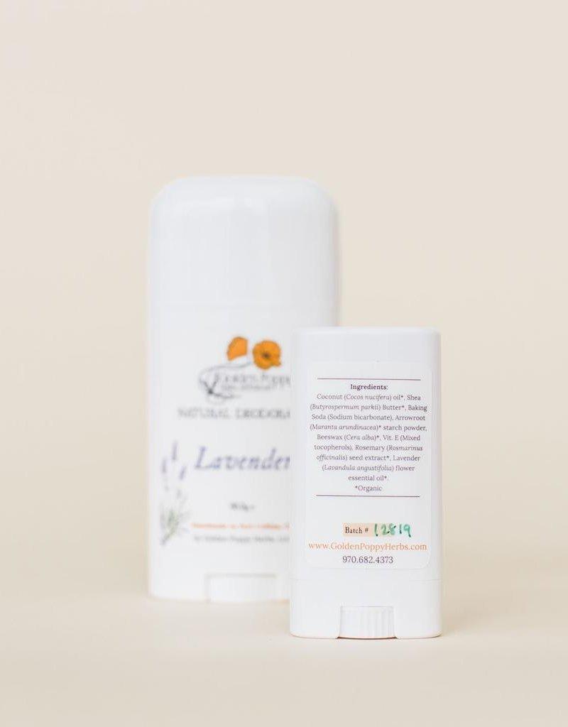 Lavender Deodorant Small