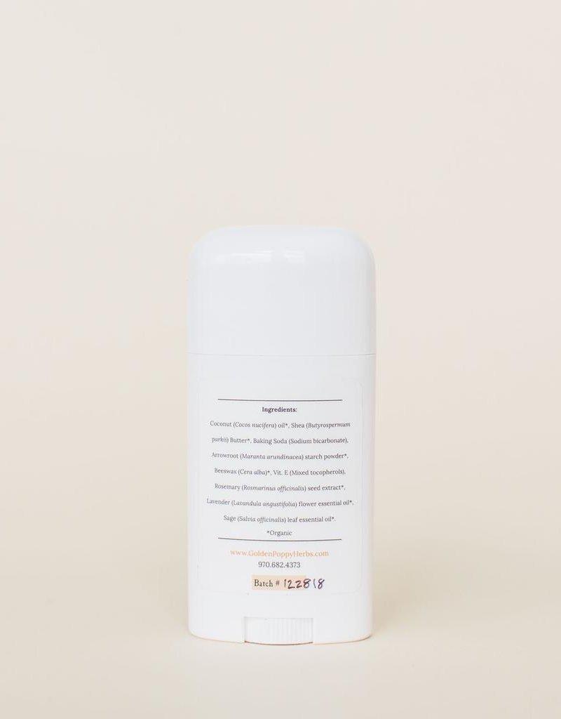 Lemongrass & Palmarosa Deodorant Large