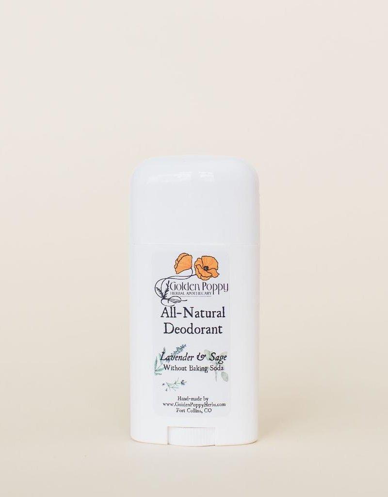 NO BAKING SODA Lavender & Sage Deodorant Large