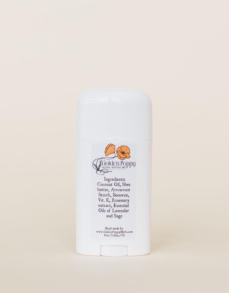 Baking soda free- Lavender & Sage Deodorant LARGE