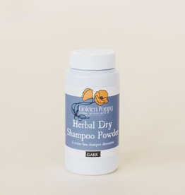 Herbal Dry Shampoo Powder, DARK 1 oz