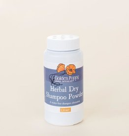 Herbal Dry Shampoo Powder, LIGHT 1 oz