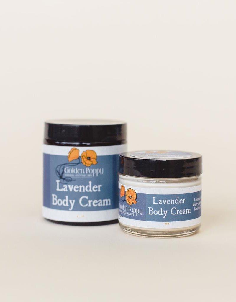 Lavender Body Cream, 2 oz