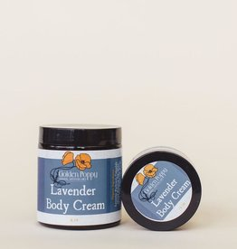 Lavender Body Cream 4 oz