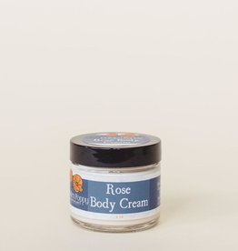Rose Body Cream, 2 oz