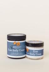 Rose Body Cream, 2 oz