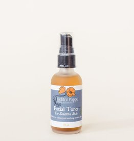 Sensitive Skin Facial Toner 2 oz