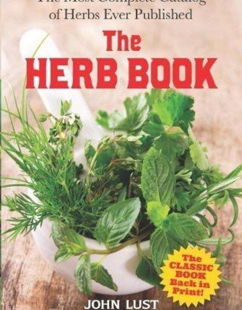 The Herb Book - John Lust