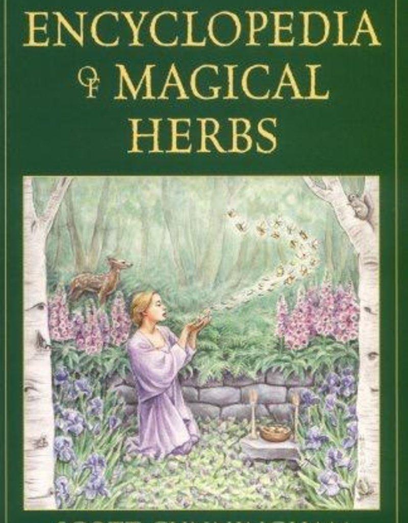 Encyclopedia of Magical Herbs - Scott Cunningham