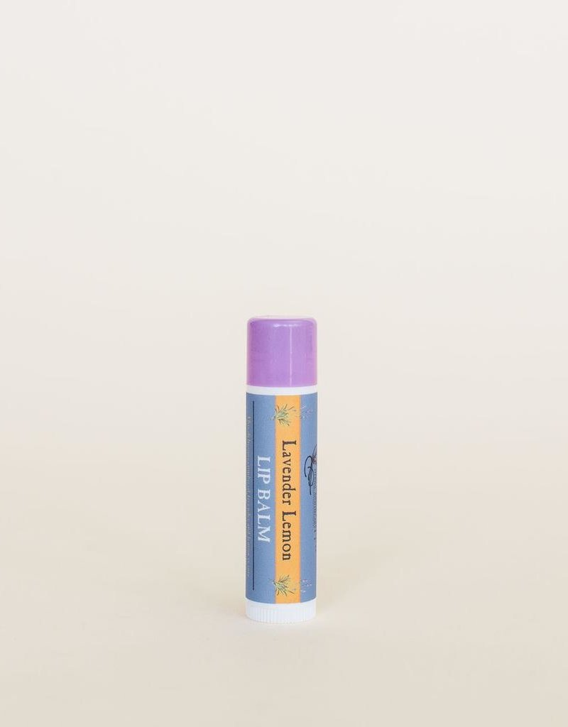 Lavender & Lemon Lip Balm