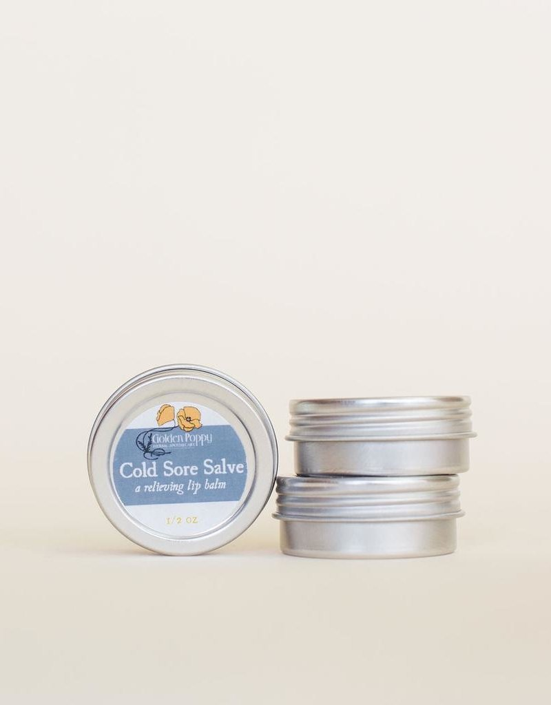Cold Sore Salve, 1/2 oz