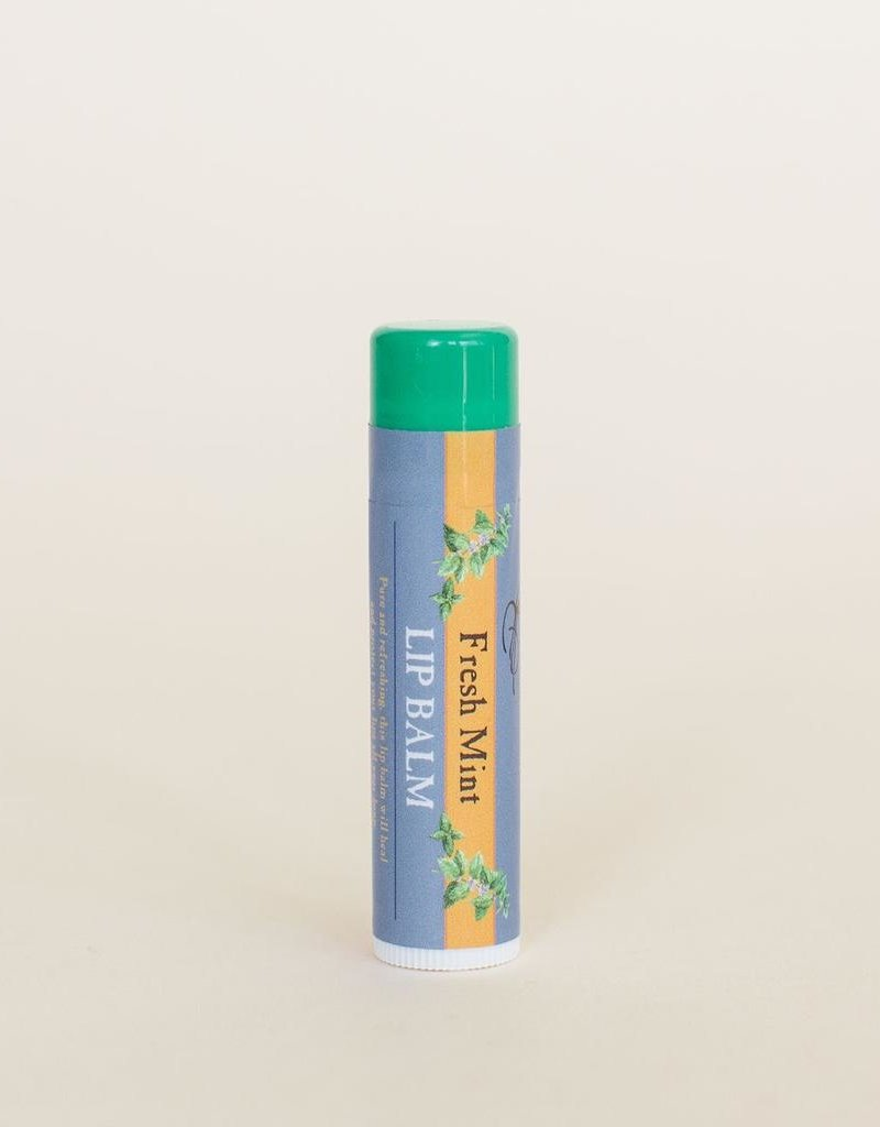 Fresh Mint Lip Balm