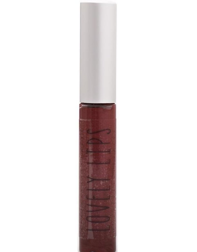 Lovely Lips Lipgloss - Berry by The Little Herbal