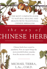 Way of Chinese Herbs - Micheal Tierra