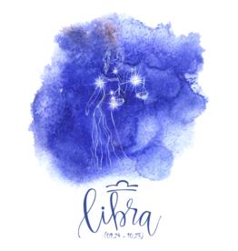 Libra Perfume Roller