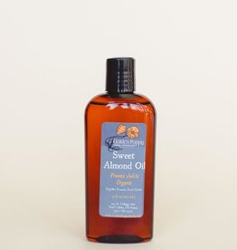 Sweet Almond Oil, 4oz bottle