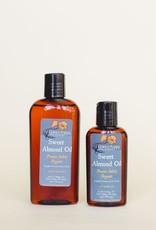Sweet Almond Oil, 2oz Bottle
