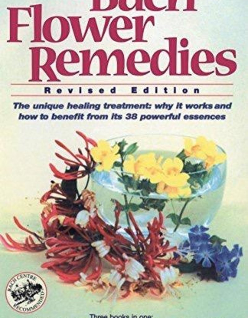 Bach Flower Remedies - Edward Bach