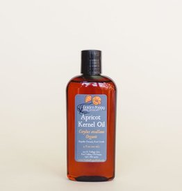 Apricot Kernel Oil, 4oz bottle