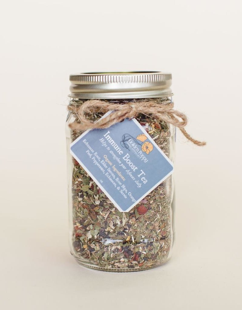 Immune Boost Tea Jar, 5.5oz