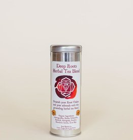 Deep Roots Chakra Tea Tin